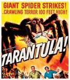 Tarantula - Blu-Ray movie cover (xs thumbnail)