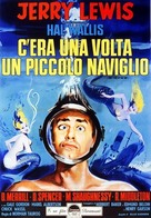 Don't Give Up the Ship - Italian Movie Poster (xs thumbnail)
