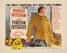 Foreign Intrigue - Movie Poster (xs thumbnail)