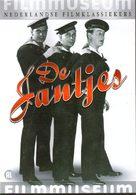 De jantjes - Dutch Movie Poster (xs thumbnail)