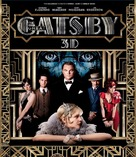 The Great Gatsby - Blu-Ray cover (xs thumbnail)