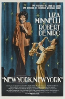 New York, New York - Argentinian Movie Poster (xs thumbnail)