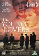 The Young Lovers - British DVD cover (xs thumbnail)