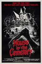 Quella villa accanto al cimitero - Movie Poster (xs thumbnail)