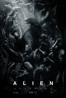 Alien: Covenant - Indian Movie Poster (xs thumbnail)