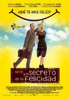 Hector and the Search for Happiness - Mexican Movie Poster (xs thumbnail)