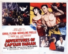 Adventures of Captain Fabian - British poster (xs thumbnail)
