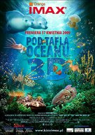 Under the Sea 3D - Polish Movie Poster (xs thumbnail)