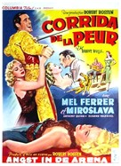 The Brave Bulls - Belgian Movie Poster (xs thumbnail)