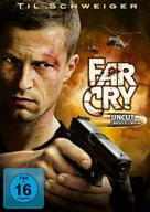 Far Cry - German DVD cover (xs thumbnail)