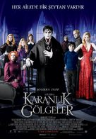 Dark Shadows - Turkish Movie Poster (xs thumbnail)