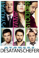 Horrible Bosses - Danish Movie Poster (xs thumbnail)