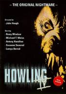 Howling IV: The Original Nightmare - German DVD cover (xs thumbnail)