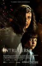 Intruders - Spanish Movie Poster (xs thumbnail)