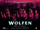 Wolfen - British Re-release poster (xs thumbnail)