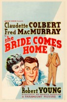 The Bride Comes Home - Movie Poster (xs thumbnail)
