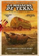 The Texas Chain Saw Massacre - Mexican Movie Poster (xs thumbnail)