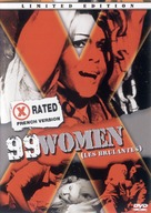 99 mujeres - DVD movie cover (xs thumbnail)