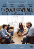 The Squid and the Whale - Movie Cover (xs thumbnail)