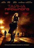 Secrets from Her Past - Russian DVD movie cover (xs thumbnail)