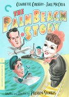The Palm Beach Story - DVD movie cover (xs thumbnail)
