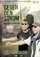 Gegen den Strom - Abgetaucht in Venezuela - German Movie Poster (xs thumbnail)