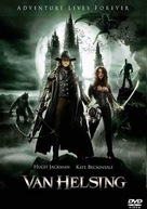 Van Helsing - Hungarian Movie Cover (xs thumbnail)