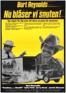Smokey and the Bandit - Swedish Movie Poster (xs thumbnail)
