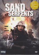 Sand Serpents - DVD cover (xs thumbnail)