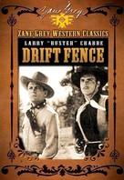 Drift Fence - DVD cover (xs thumbnail)