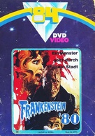 Frankenstein '80 - German Blu-Ray cover (xs thumbnail)