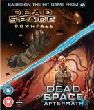 Dead Space: Aftermath - British Blu-Ray cover (xs thumbnail)