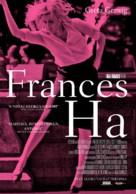 Frances Ha - Finnish Movie Poster (xs thumbnail)