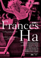 Frances Ha - Finnish Movie Poster (xs thumbnail)