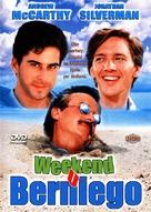 Weekend at Bernie's - Polish DVD cover (xs thumbnail)