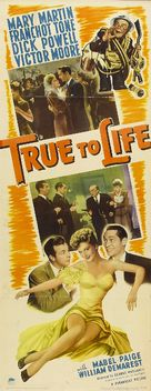 True to Life - Movie Poster (xs thumbnail)