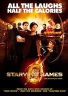 The Starving Games - Canadian DVD movie cover (xs thumbnail)