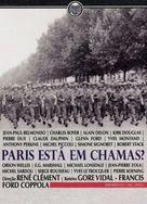 Paris brûle-t-il? - Brazilian Movie Cover (xs thumbnail)