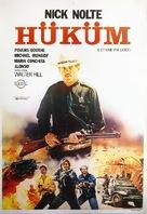 Extreme Prejudice - Turkish Movie Poster (xs thumbnail)