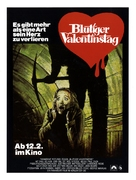 My Bloody Valentine - German Movie Poster (xs thumbnail)