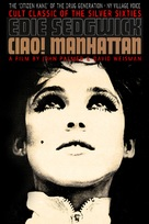 Ciao Manhattan - DVD cover (xs thumbnail)