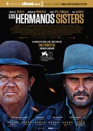 The Sisters Brothers - Spanish Movie Poster (xs thumbnail)