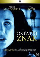 The Last Sign - Polish Movie Cover (xs thumbnail)