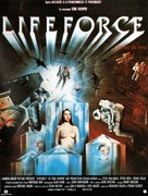 Lifeforce - French Movie Poster (xs thumbnail)