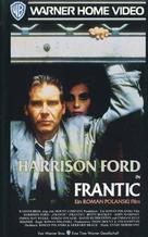 Frantic - German VHS cover (xs thumbnail)