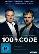 """""""The Hundred Code"""" - German Movie Cover (xs thumbnail)"""