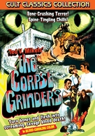 The Corpse Grinders - DVD movie cover (xs thumbnail)