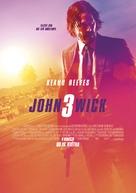 John Wick: Chapter 3 - Parabellum - Czech Movie Poster (xs thumbnail)