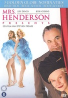 Mrs. Henderson Presents - German Movie Cover (xs thumbnail)