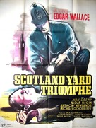 """The Edgar Wallace Mystery Theatre"" - French Movie Poster (xs thumbnail)"